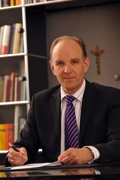 SRalf Meister, Landesbischof der Evangelisch-lutherischen Landeskirche Hannovers