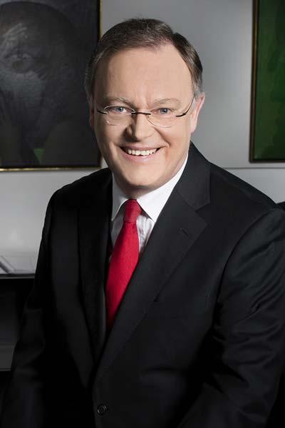 Stephan Weil, Ministerpräsident des Landes Niedersachsen